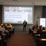 Franziska Geusen und Marc Hinrichsen eröffnen in Berlin