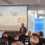 Frank Donath stellt die Vorteile der Allianz in Bremen vor