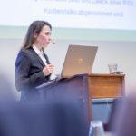 Riccarda-Katharina Graul hat viele spannende Urteile für die Teilnehmer mitgebracht