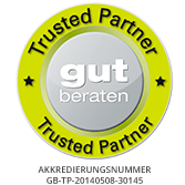 Trusted Partner gut beraten